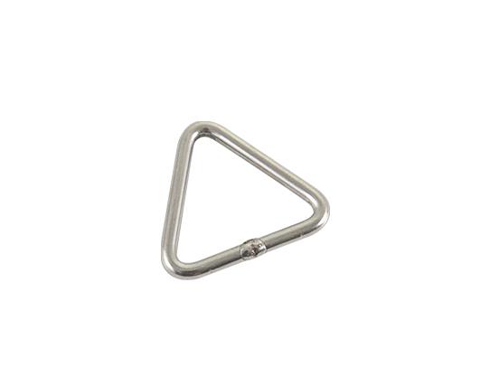 Anillo Triángulo 38mm BYDR3801-SS