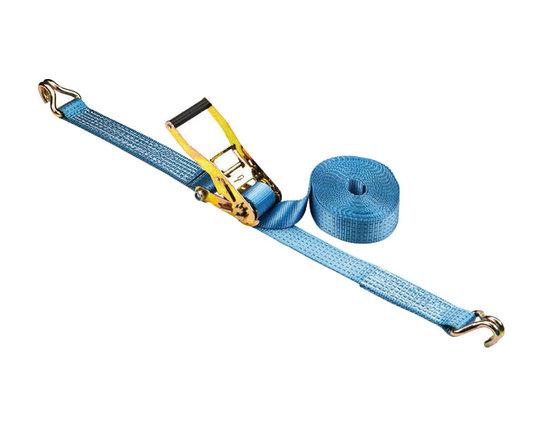 Trinquete de amarre de carga con anilla y gancho BYRS002-5