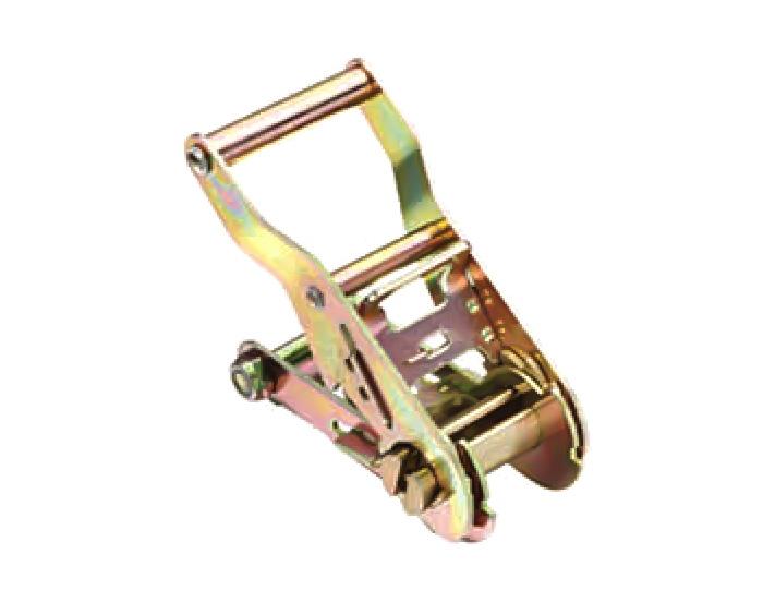 Hebilla de trinquete de 25 mm y 800 kg Hebilla de trinquete de 1